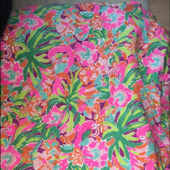 44% off lilly pulitzer dresses & skirts - lilly pulitzer multi