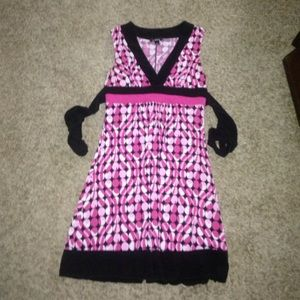 A. Byer Dresses & Skirts - Pink Polkadot Dress