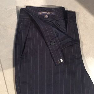 Brooks Brothers Pin-Stripe Pants