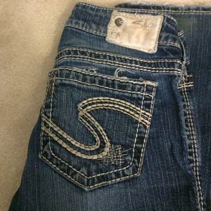 Women's Silver Frances Jeans Size 18 on Poshmark