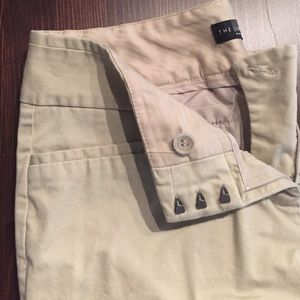 The Limited Khaki-Colored Pants