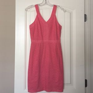 Brand new peach Old Navy eyelet dress