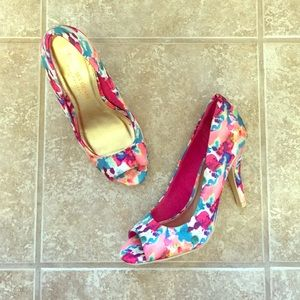 Christian Siriano Shoes - Colorful Heels