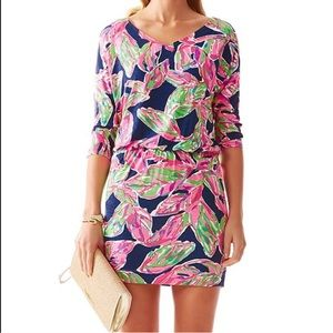 BRAND NEW Lilly Pulitzer cara dress in the vias
