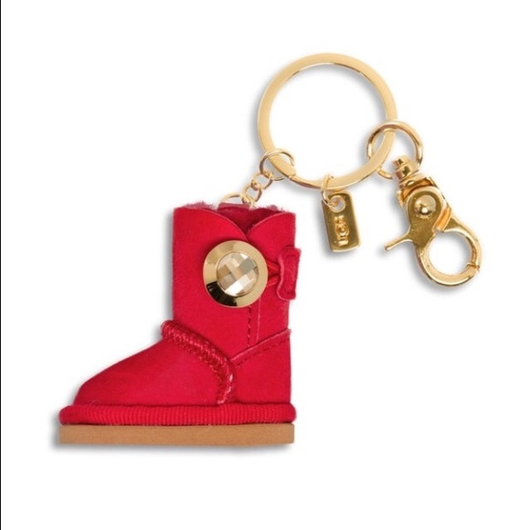 Ugg Bailey Lavish Key Chain