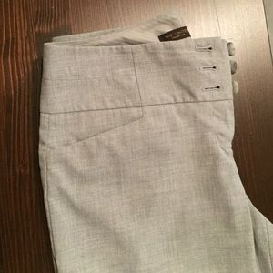 The Limited Light Gray Pants