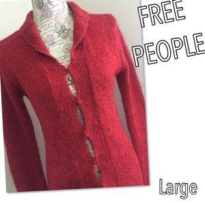 ⤵️Free People Long Sweater L