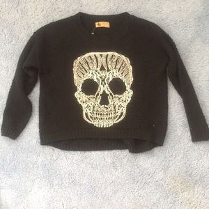LF Stores Sweaters - Skull Sweater