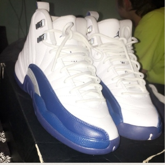 new product 802e2 6dacb french blue 12s 5Y NWT