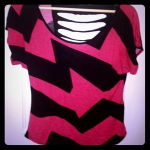 80's Inspired Top