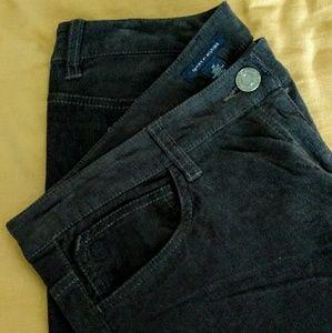 Tommy Hilfiger Pants - Slate Tommy Hilfiger Corduroy Boot Cut Jeans