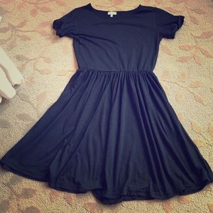 Tobi Black Dress