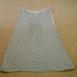 DKNY sleeveless top