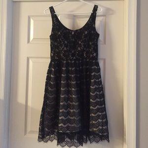 Corey Lynn Calter lace dress