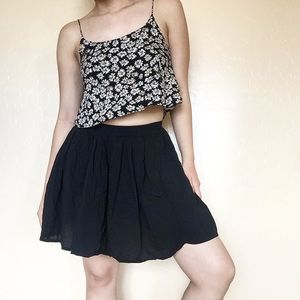 Brandy Melville Dresses & Skirts - • Brandy Melville • Black Skirt