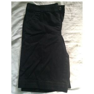 St. John's Bay Pants - Black St. John's Bay Size 16 Walking Shorts