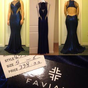 Faviana Dresses & Skirts - Faviana Prom Dress