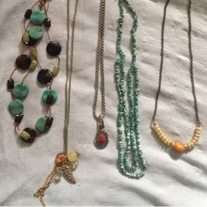 Premier Designs Jewelry - Fashion Necklace Lot