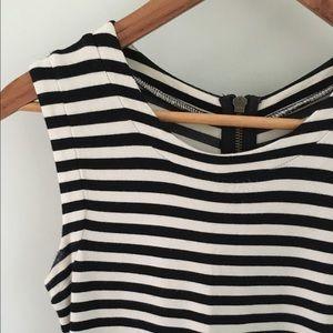 Madewell Dresses - Madewell striped dress