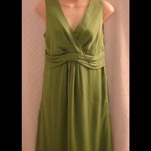 Boden Silk dress. NWT