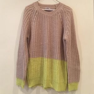 Madewell Wallace Knitted Sweater