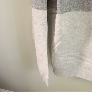 J. Crew Tops - J. Crew color block sweat shirt