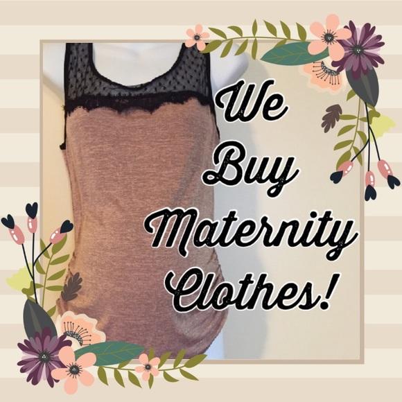 Tops - WE BUY Maternity and nursing bundles 👈🏽 READ!