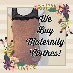 WE BUY Maternity and nursing bundles 👈🏽 READ!