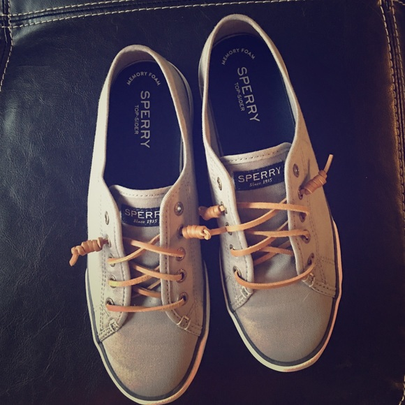 Sperry Shoes | Sperry Memory Foam Shoes