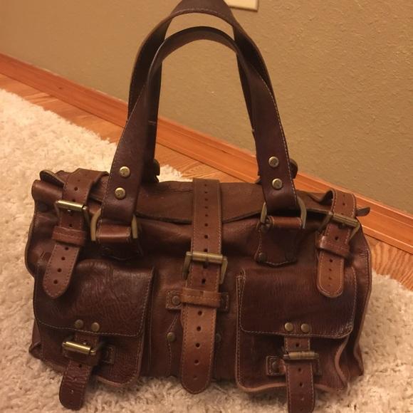 fab96c6b17 Genuine Mulberry Roxanne Leather Bag
