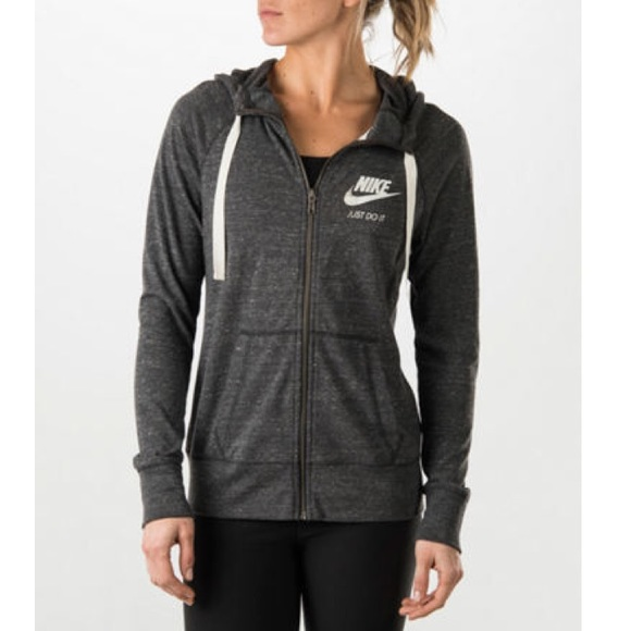 Nike - X SOLD X Women's Nike Gym Vintage Full-Zip Hoodie from ...