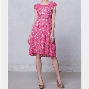 Anthro Baraschi Dress