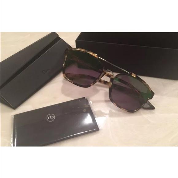 d90ee99f89ca Dior abstract sunglasses