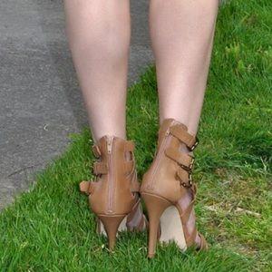 Shoe Dazzle Shoes - Gladiator heels
