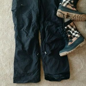 Ladies snow pants