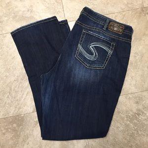 ⬇️ Silver Natsuki Jeans