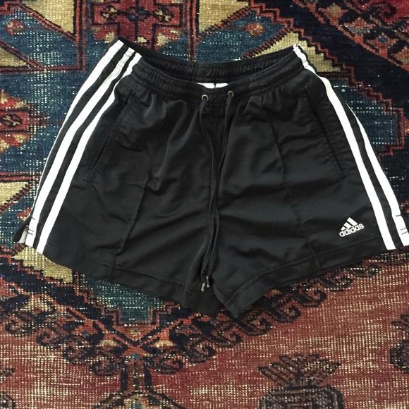 Adidas Pants - Womens small adidas shorts with pockets! da22530f9a