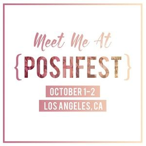 PoshFest 2016 in LA // Oct 1 & 2