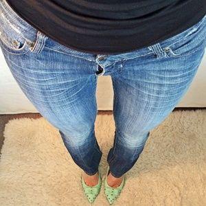 Heritage 1981 Denim - Lightly Distressed Jeans 👖