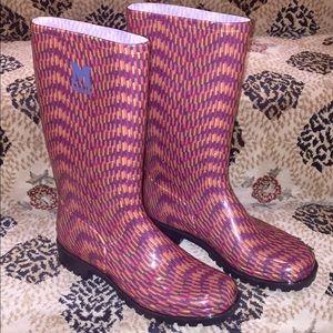 Missoni Shoes - New Missoni Rain Boots Retail $295 NOT Target