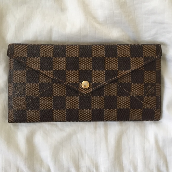 Long Origami Wallet By Louis Vuitton