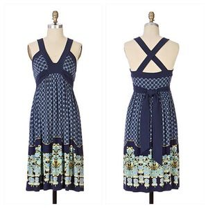 Anthropologie Byzantine Dress
