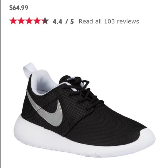 e9a86462be22c Nike Shoes - ISO black or grey Nike Roshes Womens size 9.5-10