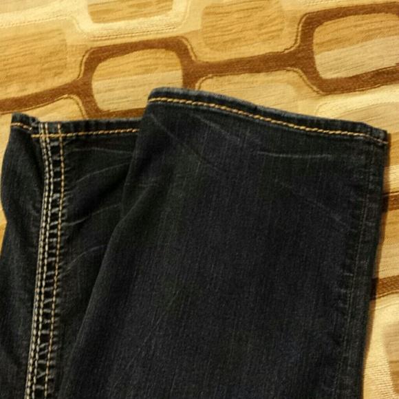 Silver Jeans Size 18 Billie Jean