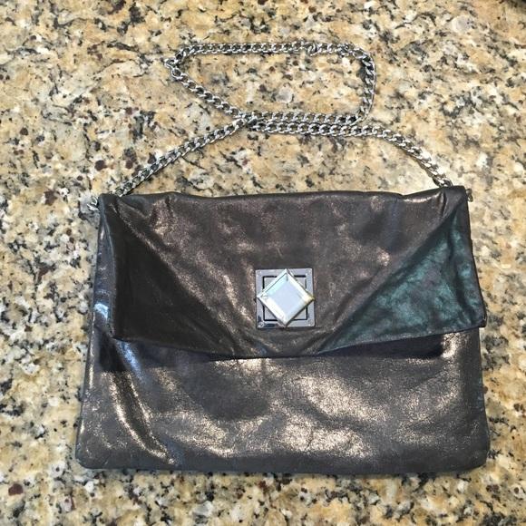 90019790a3e7 ... reduced michael michael kors evening shoulder bag clutch dc290 c8418