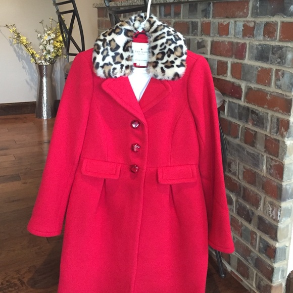 Kate Spade Authentic Kate Spade Pea Coat Nwot From