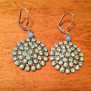 Jewelry - Blue Sparkle Earrings