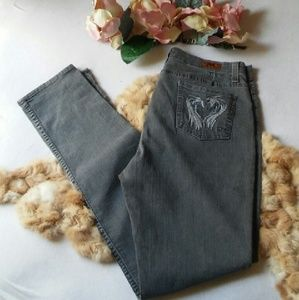 Parkers Stretch Skinny Pants