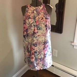 Gorgeous floral tulip dress