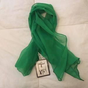 Claire's Accessories - CLAIRE'S Green Scarf/Headband/Belt - NWT!